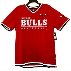 NWT CHICAGO BULLS PRO TEAM JERSEY SHIRT NBA